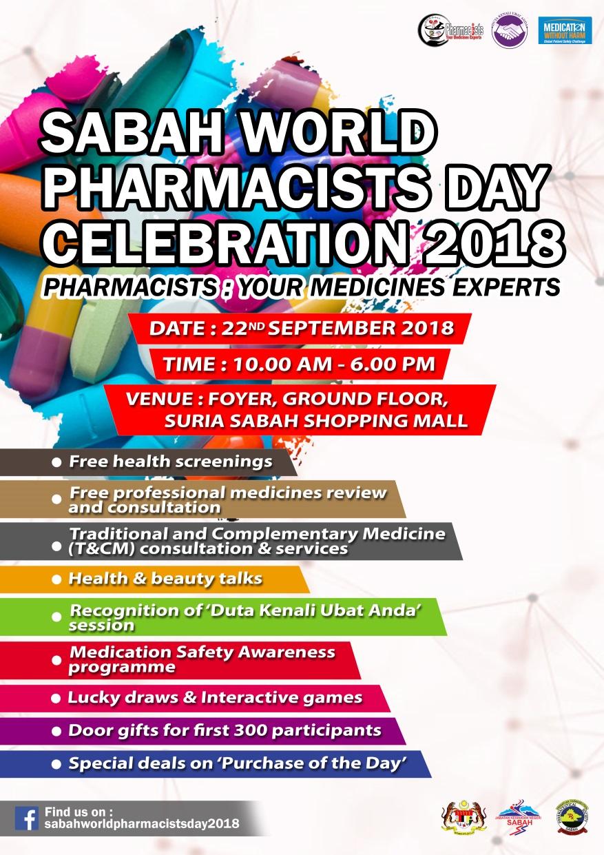Malaysian Pharmaceutical Society - World Pharmacists Day